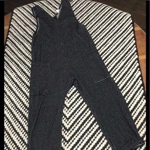 Zara Girls Size 9/10  Striped jumper 🖤